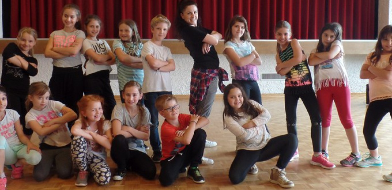Hip-Hop für Kinder «Move – Flow and Groove»
