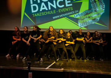 Kulturnacht CAMPUSSAAL – Best of Tanzschule Mova Dance