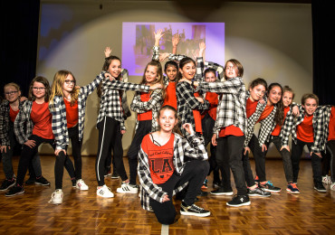 Mova Dance: Tolle Show
