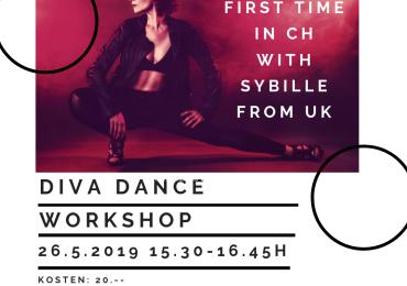 «Diva Dance Workshop»