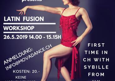 «Latin Fusion Workshop»